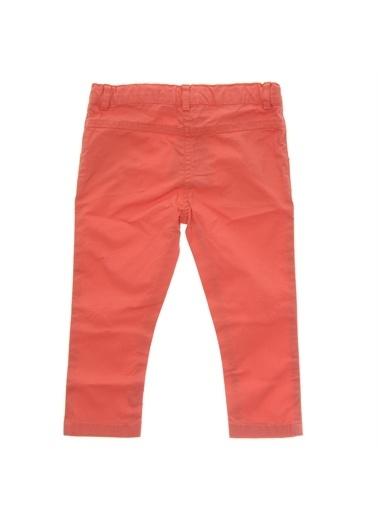 Panço Kız Bebek Pantolon 19121090100 Kırmızı